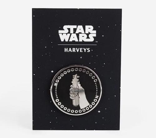 Lightsaber Star Wars Day 2020 Harveys Pin