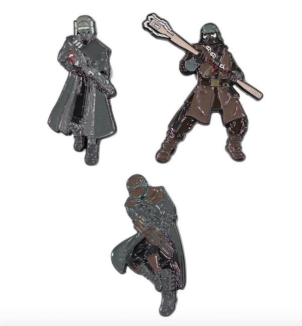 Sith Jet Troopers Star Wars Rise of Skywalker Pins 2