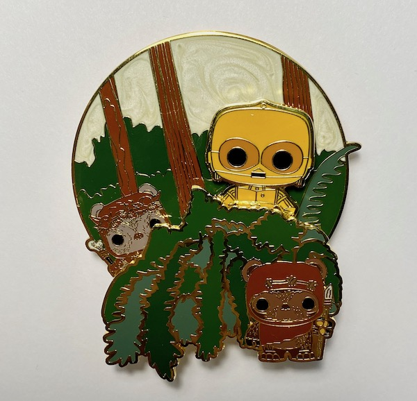 Star Wars LE 500 Loungefly Disney Pin