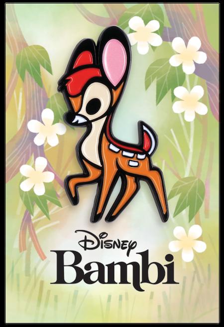 Bambi Mondo Disney Pin