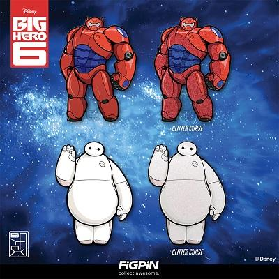 Disney's Big Hero 6 Baymax FiGPiNs