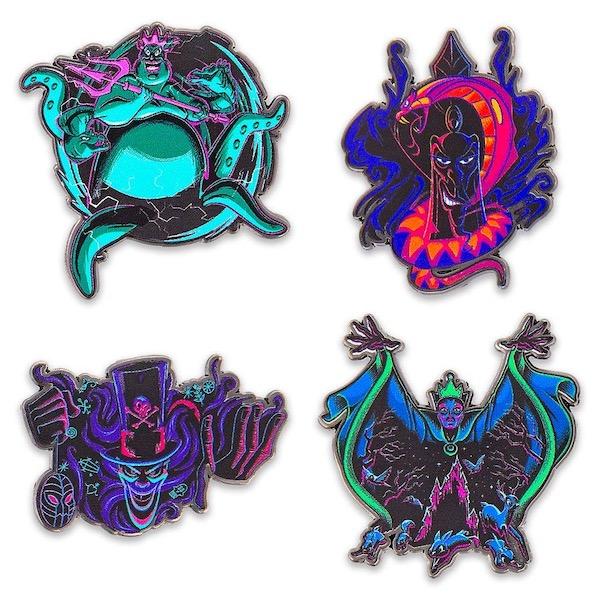 Disney Villains 2020 Booster Pins