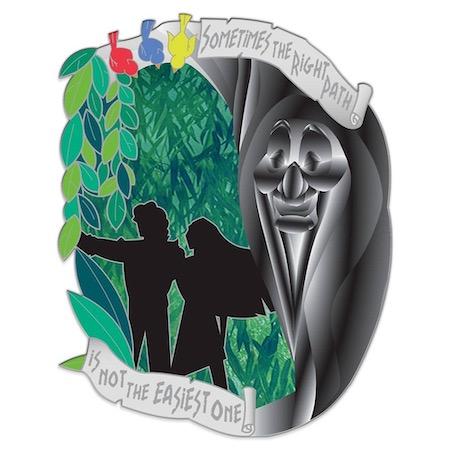Grandmother Willow - Pocahontas 25th Anniversary Pin