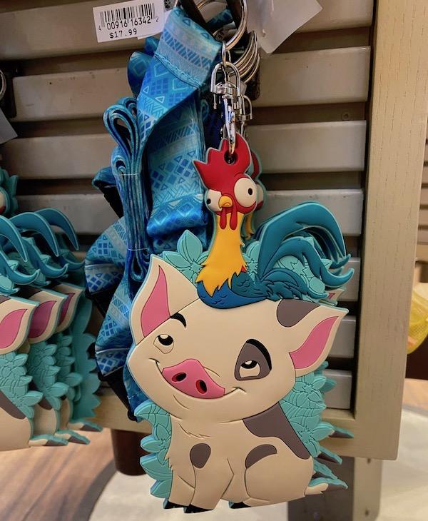 Moana Card Holder Disney Lanyard