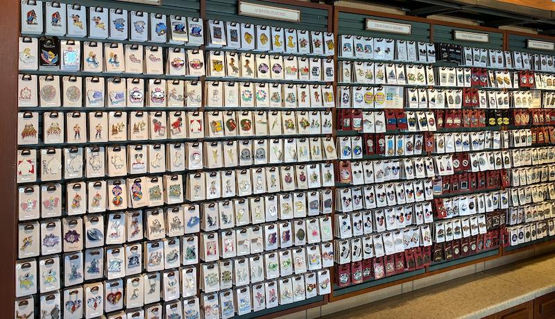 Open Edition Pins at Pin Traders