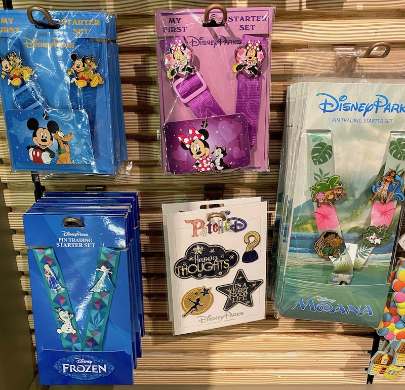 Pin Trading Starter Sets - Disney's Vero Beach Resort June 2020