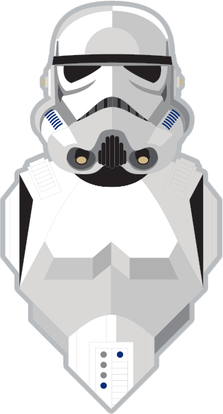 Star Wars Celebration 2020 Stormtrooper Pin