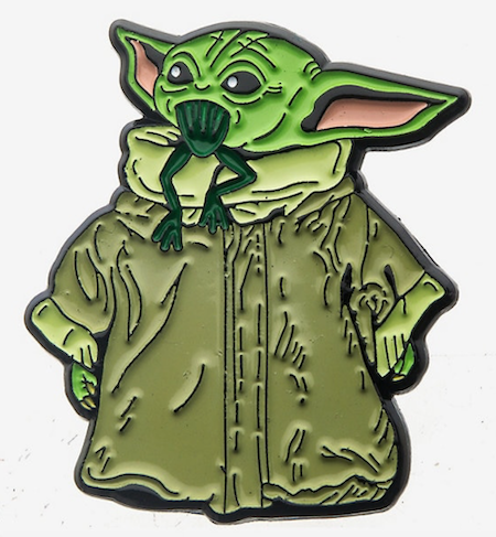The Child with Frog BoxLunch Star Wars Pin