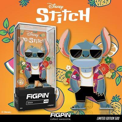 Traveling Stitch Limited Edition FiGPiN