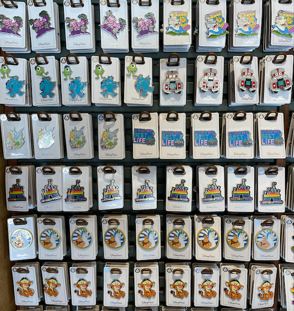 What's New June 2020 Pins