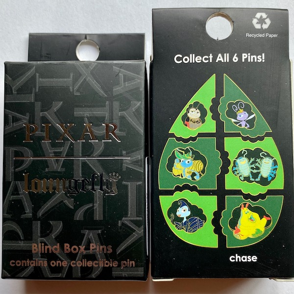 A Bug's Life Blind Box Loungefly Pins