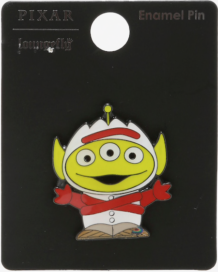 Alien as Forky Toy Story BoxLunch Pin