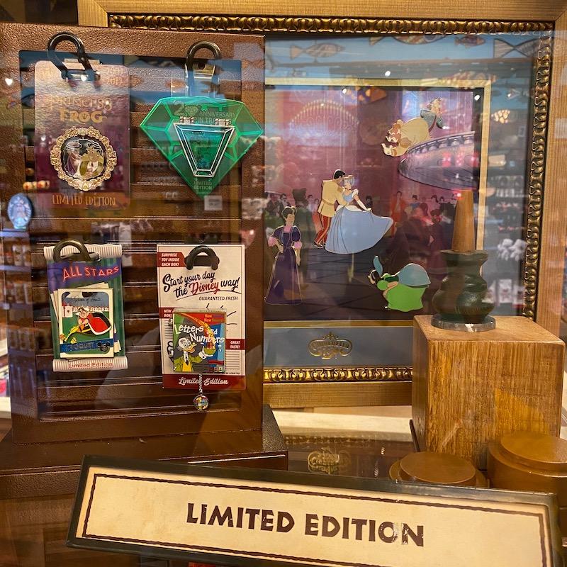 July 2020 LE Pin Case at Disney's Animal Kingdom