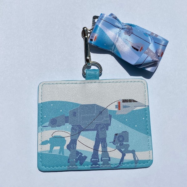 Loungefly Star Wars The Empire Strikes Back 40th Anniversary Lanyard