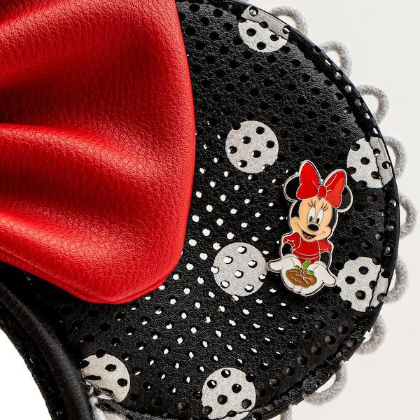 Minnie Mouse Polka Dot Pin Trader Loungefly Ears