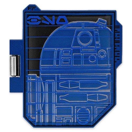 R2-D2 Droid Depot Star Wars Galaxy's Edge Pin