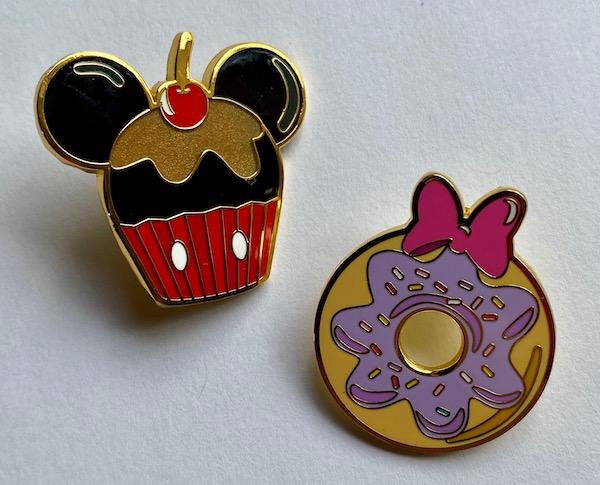 Sensational 6 Snacks Blind Box Loungefly Disney Pins
