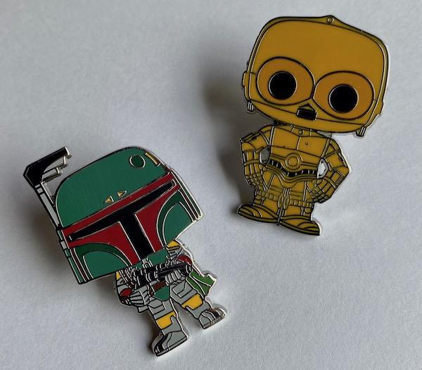 Star Wars Blind Box Loungefly Disney Pins