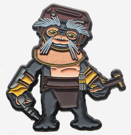Babu Frik BoxLunch Star Wars Pin