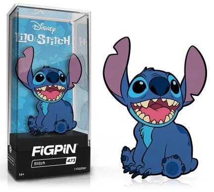 FiGPiN Classic Disney Lilo & Stitch – Stitch #473
