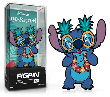FiGPiN Classic Disney Lilo & Stitch – Stitch #474