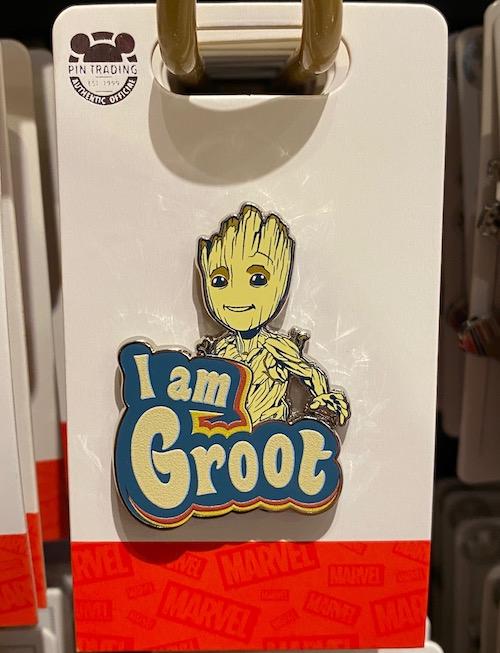 I Am Groot Disney Pin