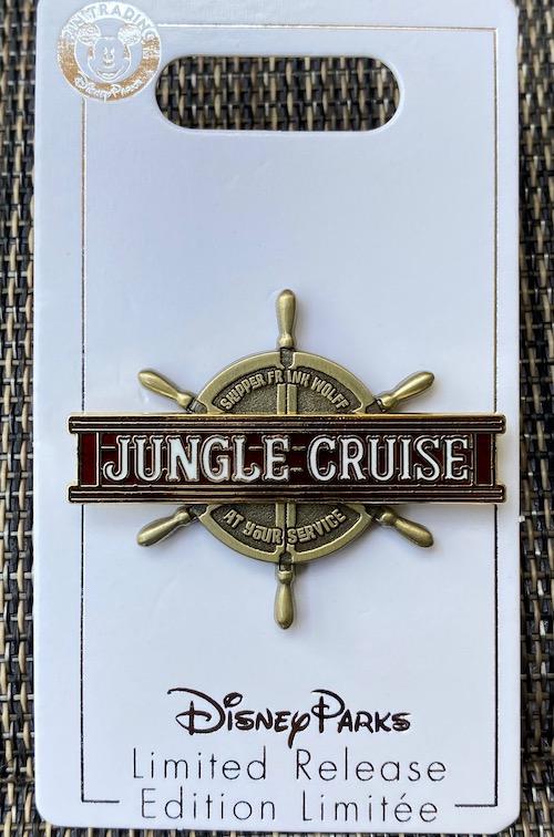 Jungle Cruise Movie Pin