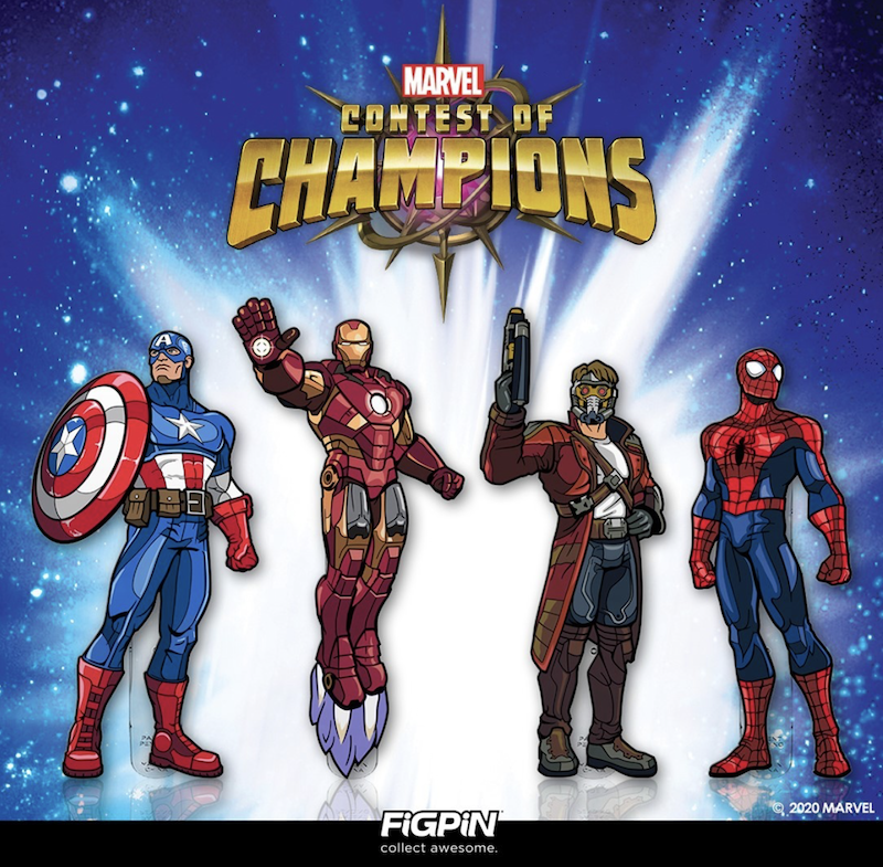 Marvel Contest of Champions FiGPiNs at Walgreens