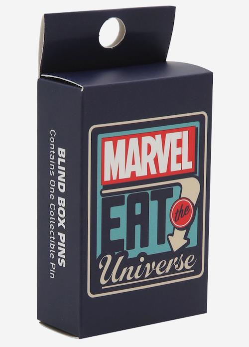 Marvel Eat the Universe Ice Cream Cone Blind Box