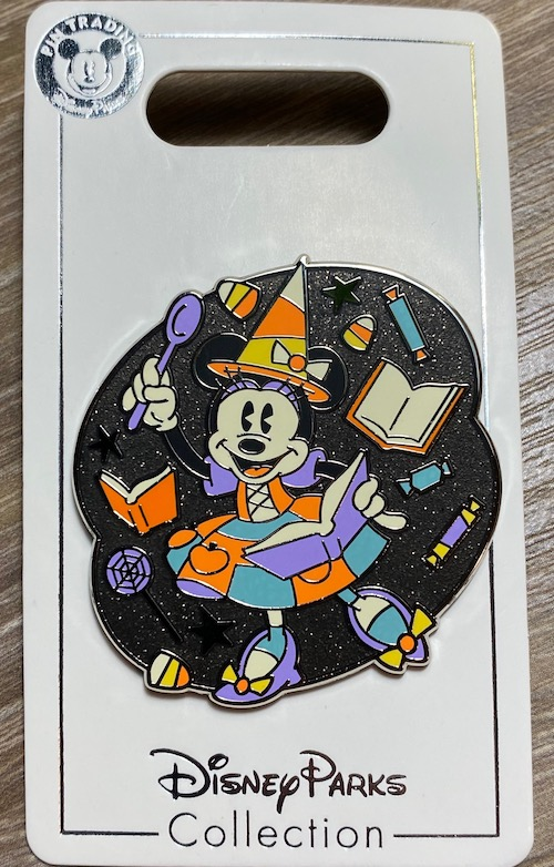 Minnie Halloween 2020 Disney Pin