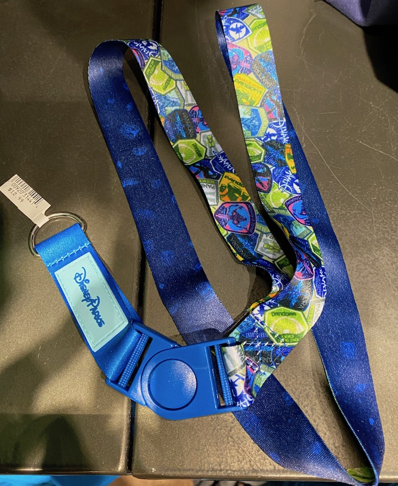 Pandora The World of Avatar Lanyard