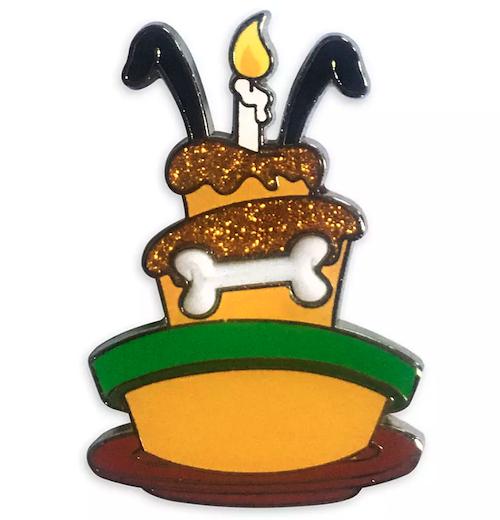 Pluto 90th Anniversary Cake shopDisney Pin