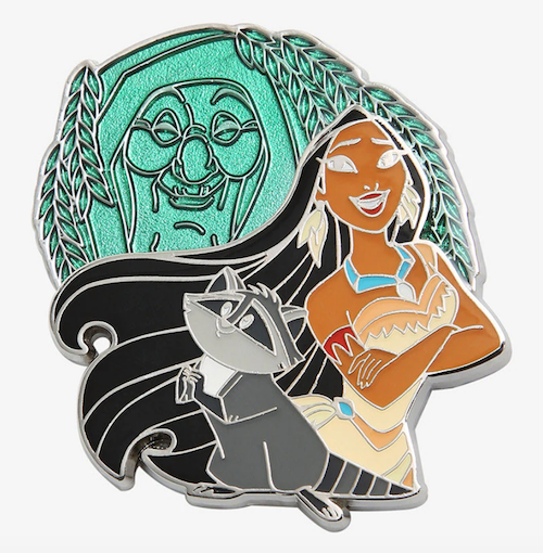 Pocahontas Grandmother Willow Recycled BoxLunch Pin