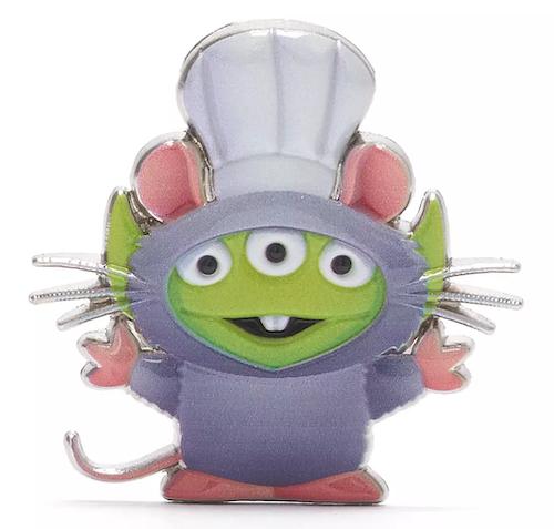 Remy Alien Toy Story Remix Pin