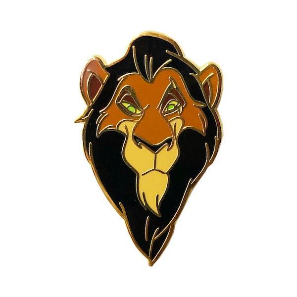 Scar LE 600 Disney Pin at Kraken Trade
