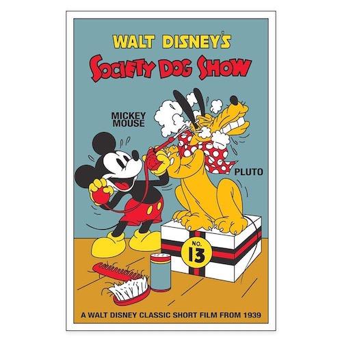 Society Dog Show - Pluto 90th Disney Pin
