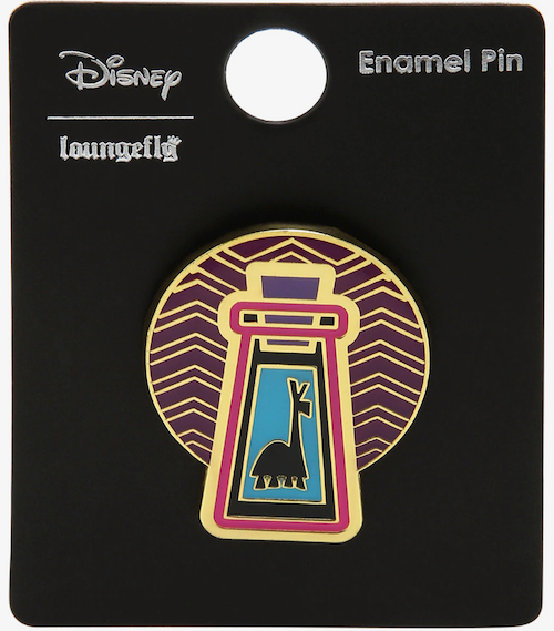 The Emperor's New Groove Llama Vial BoxLunch Disney Pin