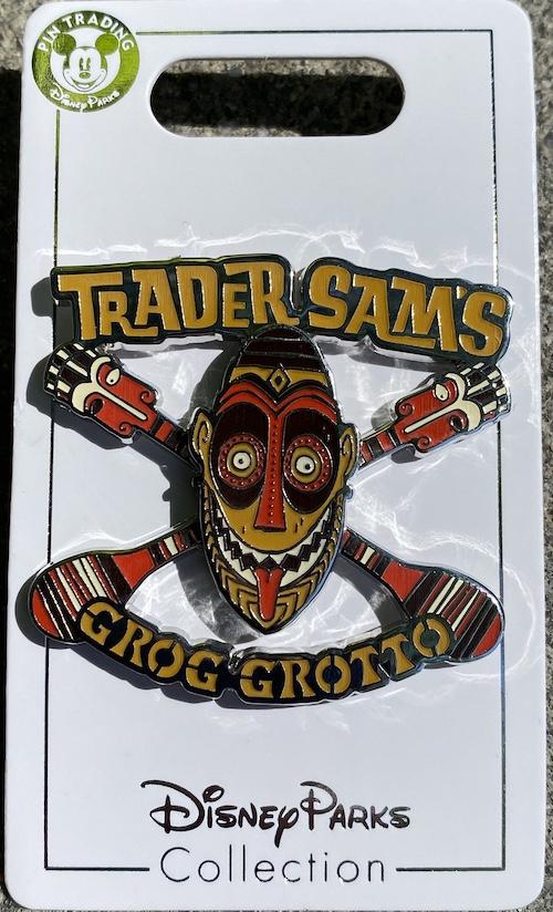 Trader Sam's Grog Grotto 2020 Disney Pin