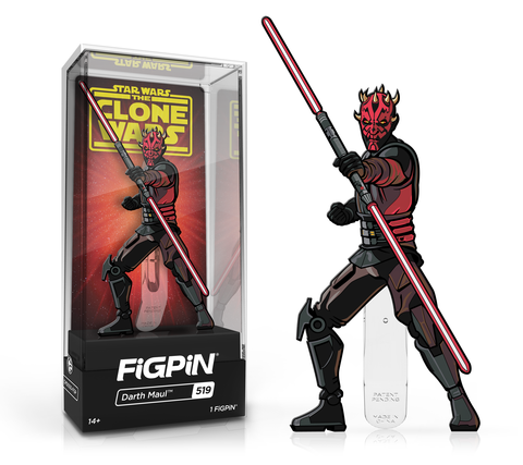 FiGPiN Darth Maul #519