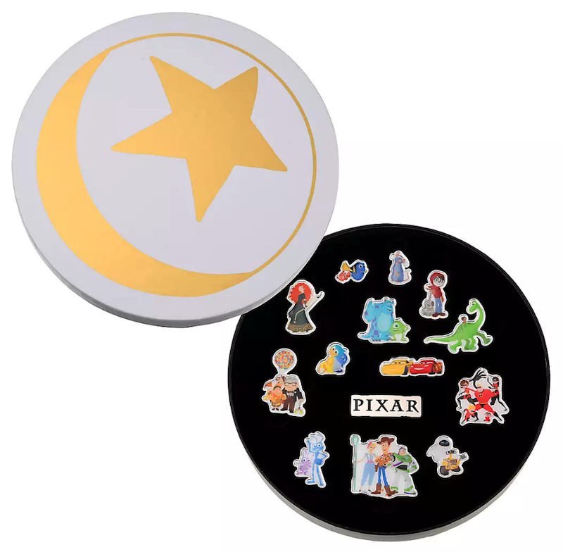 Pixar Better Together Pin Set at Disney Store Japan