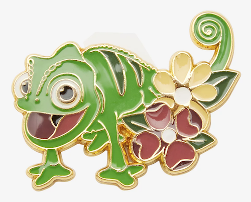Tangled Pascal Flower Boxlunch Disney Pin