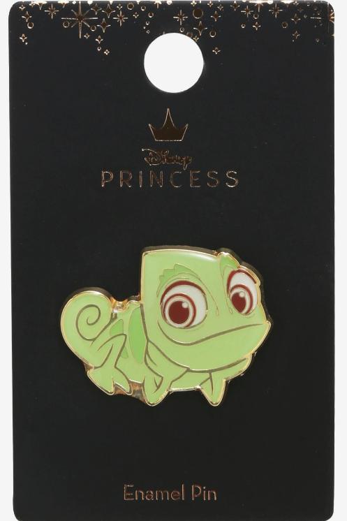 Tangled Pascal Hot Topic Disney Pin