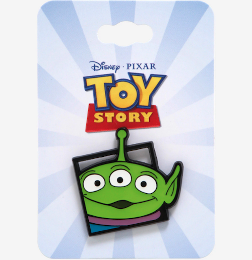Toy Story Alien Cutout Frame Hot Topic Disney Pin