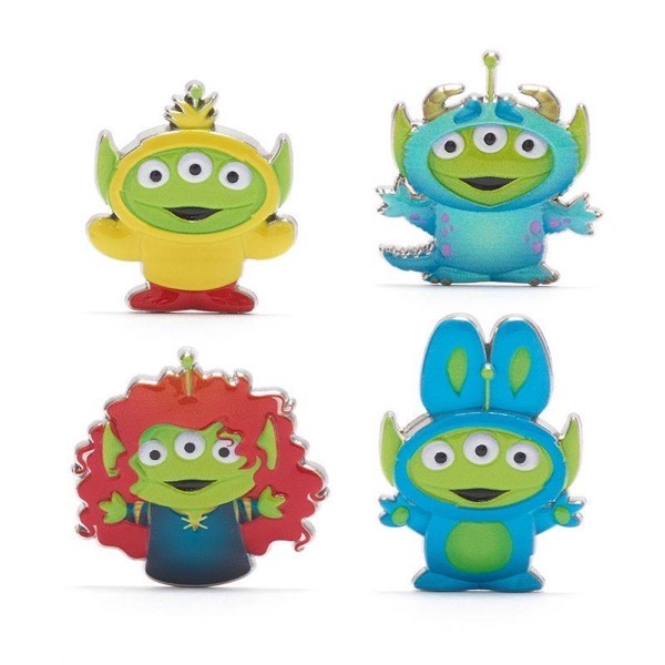 Toy Story Alien Remix Limited Release Pins – Series 5