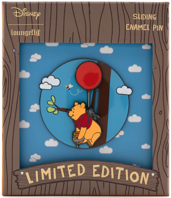 Winnie the Pooh Limited Edition Loungefly Pin