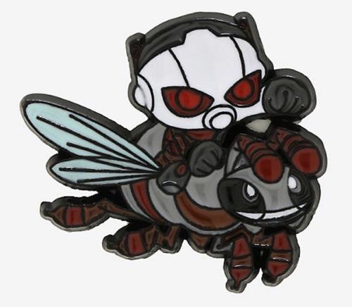 Ant-Man Chibi BoxLunch Marvel Pin
