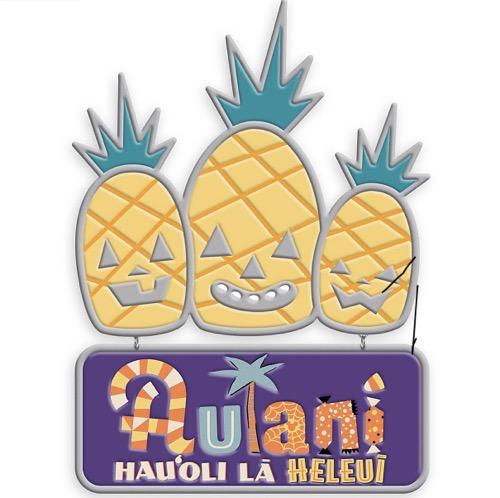 Aulani Resort Halloween 2020 Disney Pin