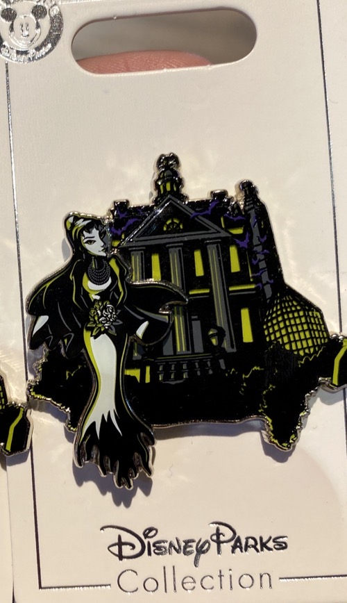Bride Haunted Mansion 2020 Disney Pin