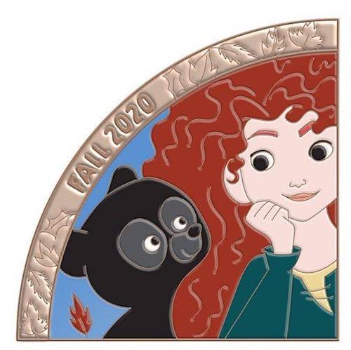 Fall 2020 Disney Pin