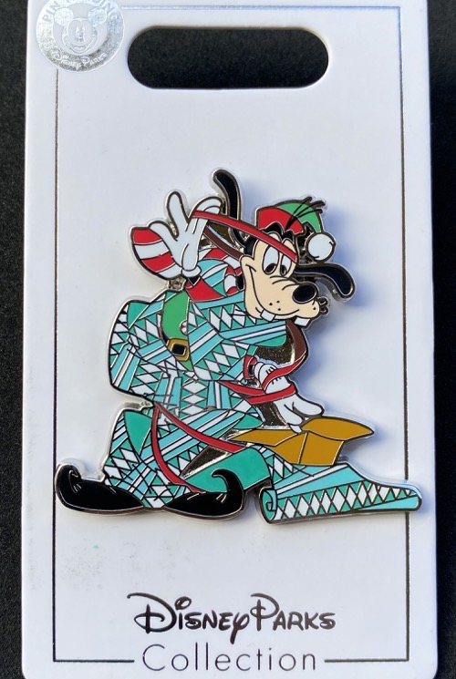 Goofy Gift Wrapping Holiday 2020 Disney Pin Goofy Gift Wrapping Holiday 2020 Disney Pin
